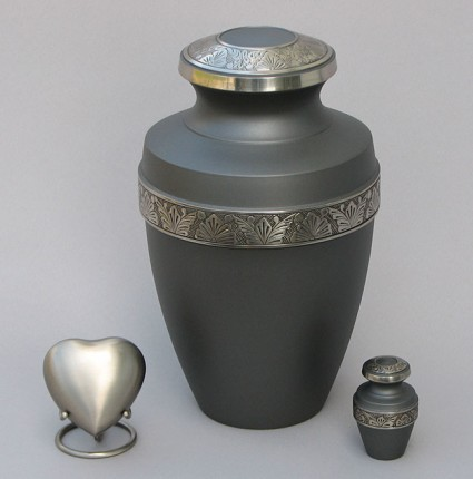 Grecian Pewter | Thompson Funeral Service
