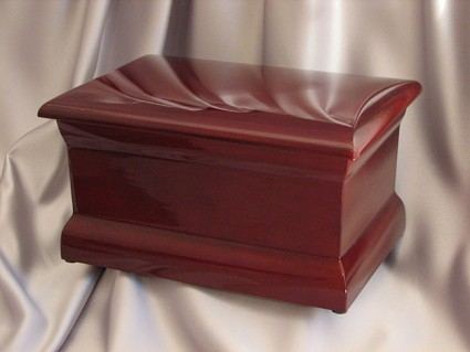 Polished Cherry | Thompson Funeral Service