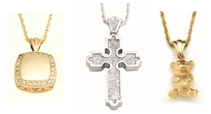 Cremation Jewelry Collection | Thompson Funeral Service